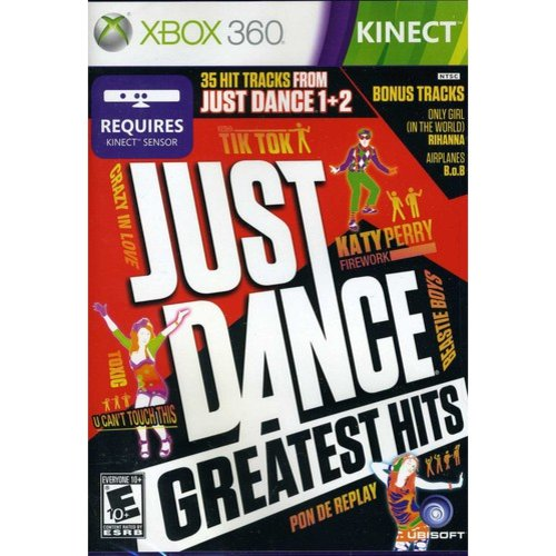 Just Dance Greatest Hits (Xbox 360)