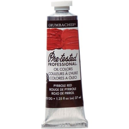 Pricetugrumbacher Gbp312gb Artists Oil Color Paint 37ml Pyrrole
