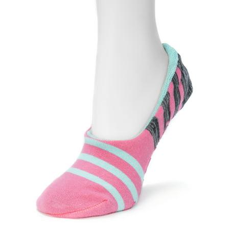MUK LUKS® Women's Ballerina Slipper (Medium Old Rose)