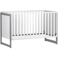 Little Seeds Maple Lane Dove Standard Crib
