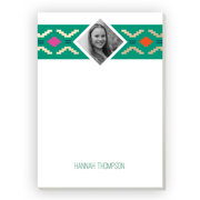 Personalized Back To School 5 x 7 Notepad - Young Tribe