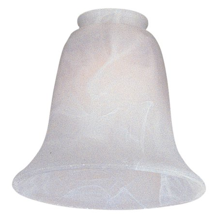 Monte Carlo Ceiling Fan Glass Tight Bell Shade