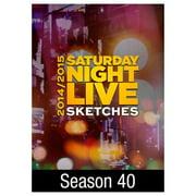 Saturday Night Live: Season 40 (2014) by