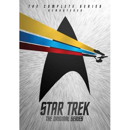 Star Tsp600 Series (Star Trek: The Complete Original Series (DVD))