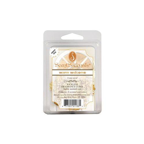 ScentSationals Warm Welcome Fragrance Cubes, 6pk