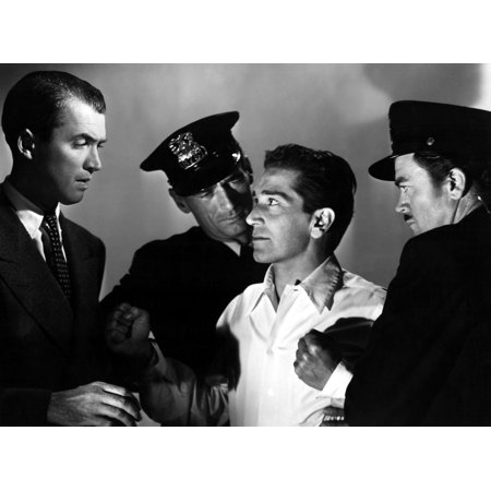 Call Northside 777 James Stewart Richard Conte 1948 Tm And Copyright  20Th Century Fox Film Corp All Rights Reserved Courtesy Everett Collection Photo Print