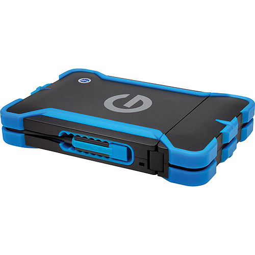 G-DRIVE ev ATC Thunderbolt 1TB USB Hard Drive