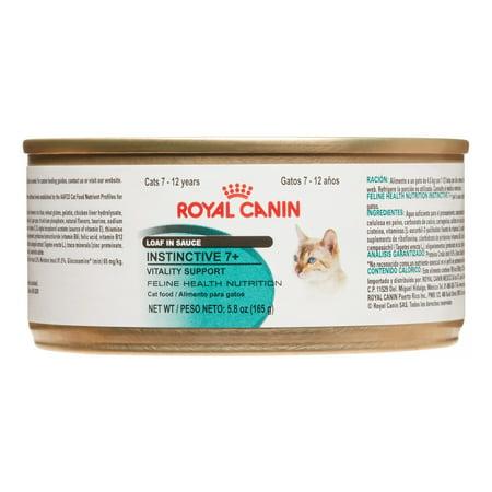 Royal Canin Feline Health Nutrition Instinctive 7+ Wet Cat Food, 3 Oz. Can (24 Pack) ()