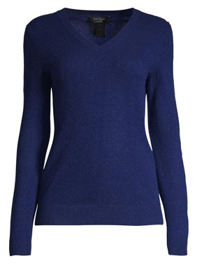 Essential V-Neck Cashmere Sweater