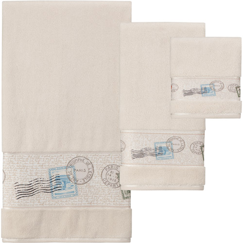 Creative Bath Traveler 3-Piece Towel Set
