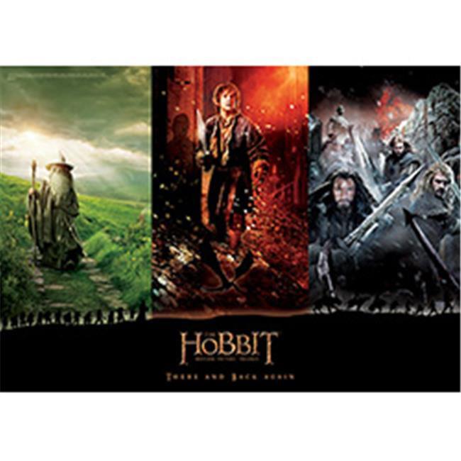 Flim Cells MP24170121 Hobbit Trilogy Mighty Print Wall Art