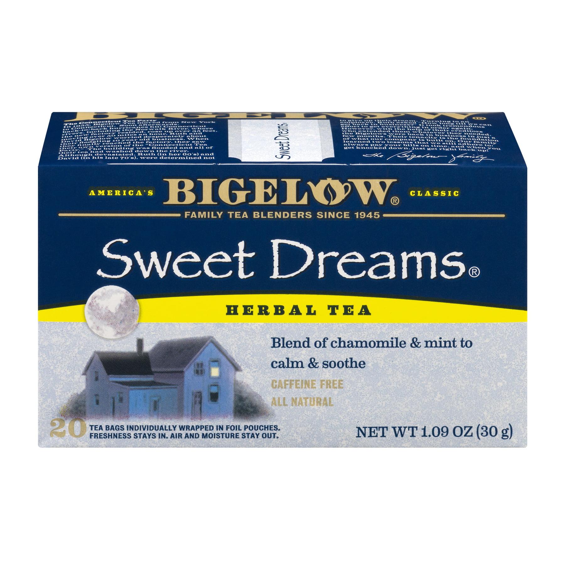 Bigelow Herbal Tea Bags Sweet Dreams 20 CT by R.C. Bigelow, Inc.