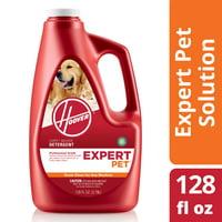 Hoover Expert Pet Carpet Washer Detergent Solution 128 oz, AH15075