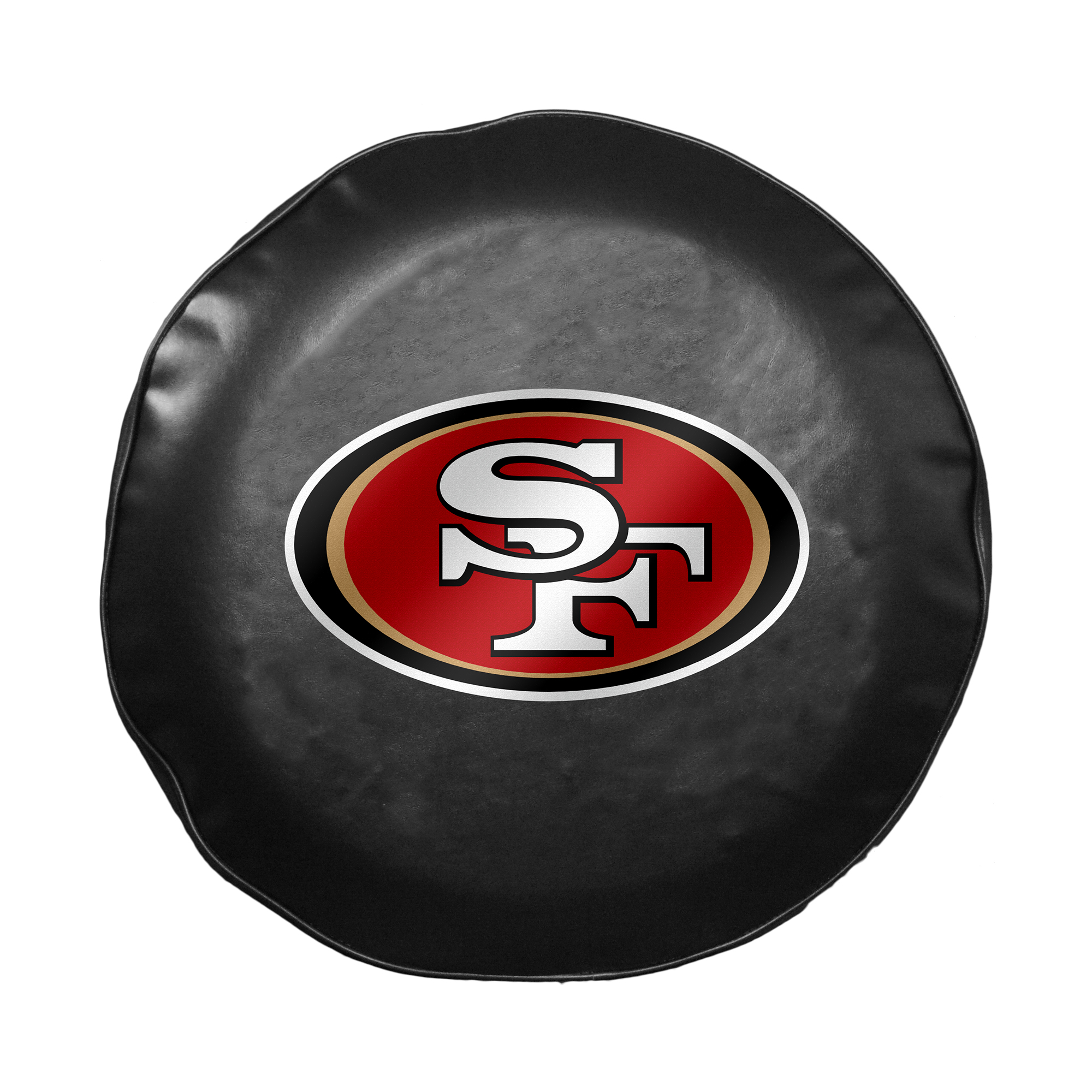 49ERS Std Tire Cover