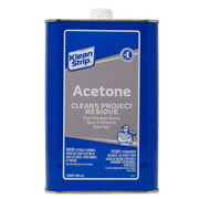 Klean Strip Acetone, 1 Quart
