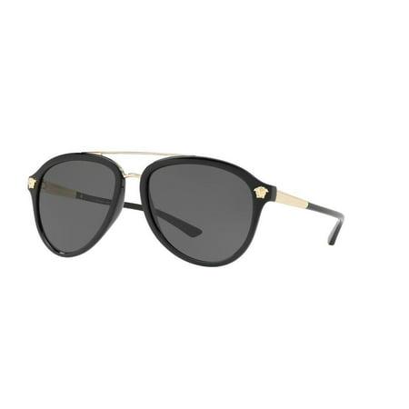 Versace 4375 Sunglasses 108/73 Havana
