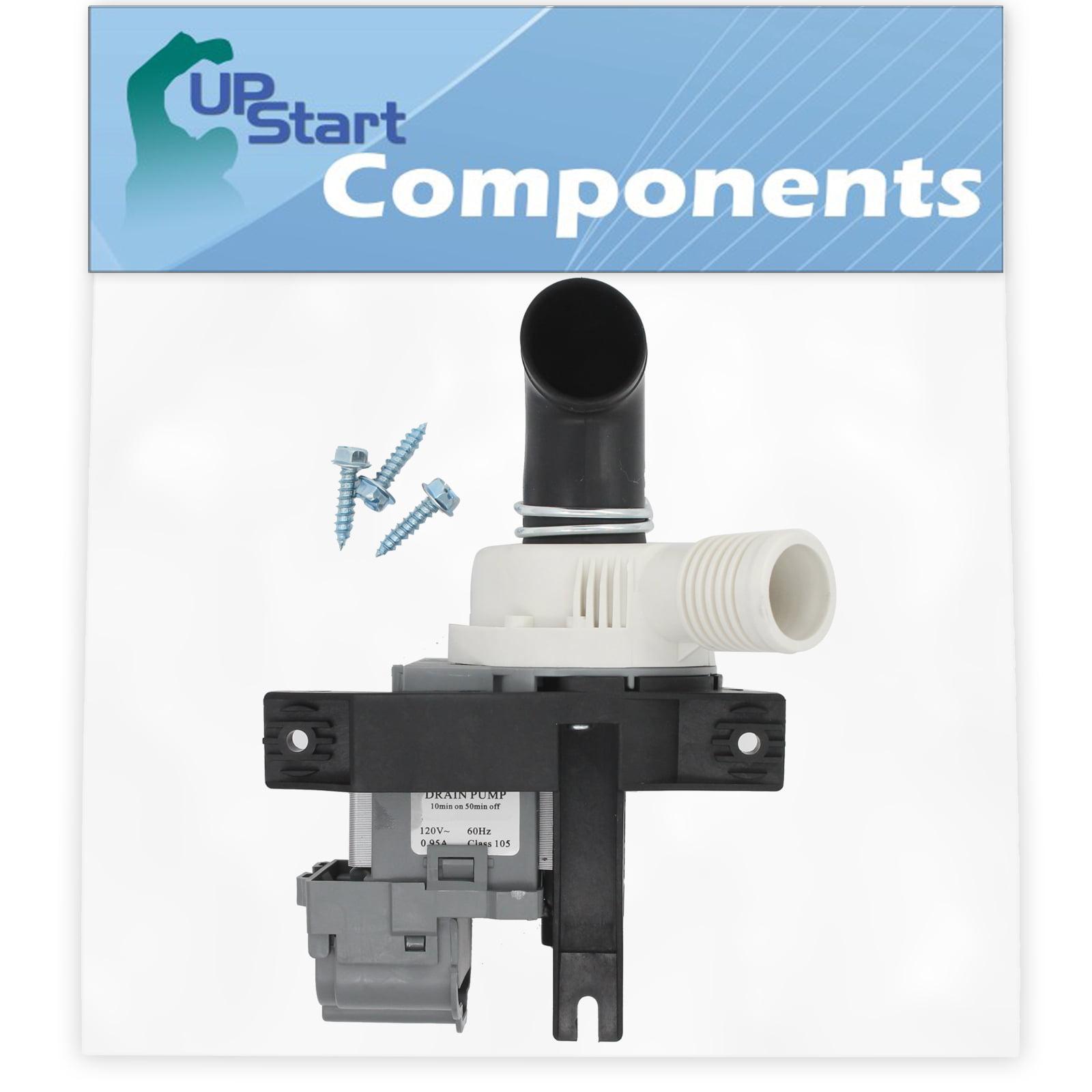 NEW OEM w10217134 washer drain pump