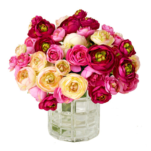 Creative Displays, Inc. Mixed Ranunculus Water Floral