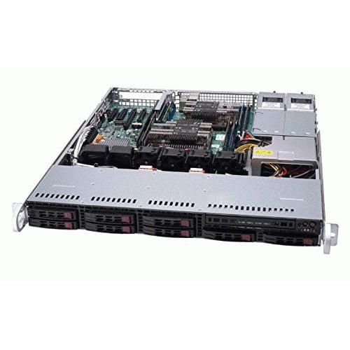 Supermicro SYS-1029P-MTR 1U Xeon S3647 C621 Max.1TB 8x2.5 SATA3 PCIE Retail