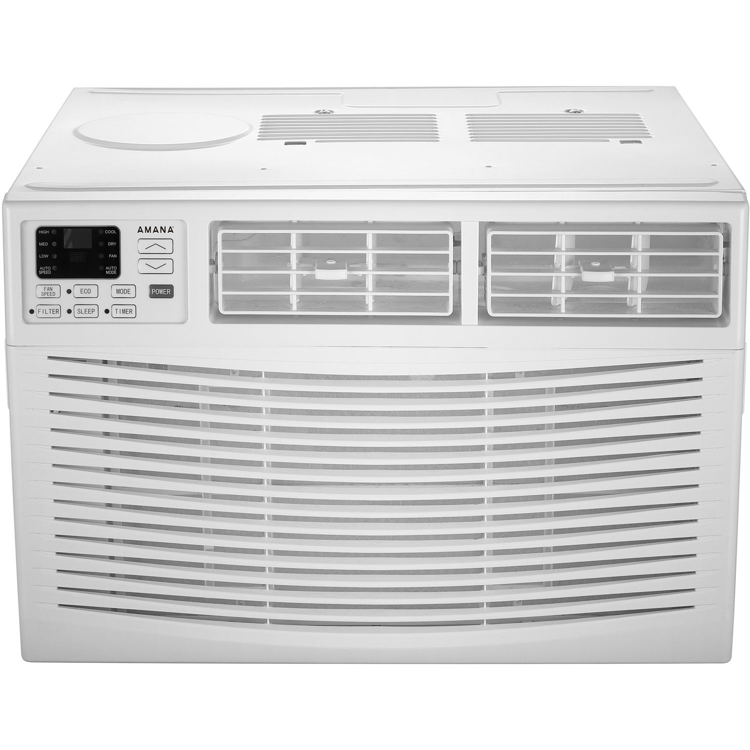 Amana AMAP151BW 15,000 BTU 115V Window-Mounted Air Conditioner with Remote Control