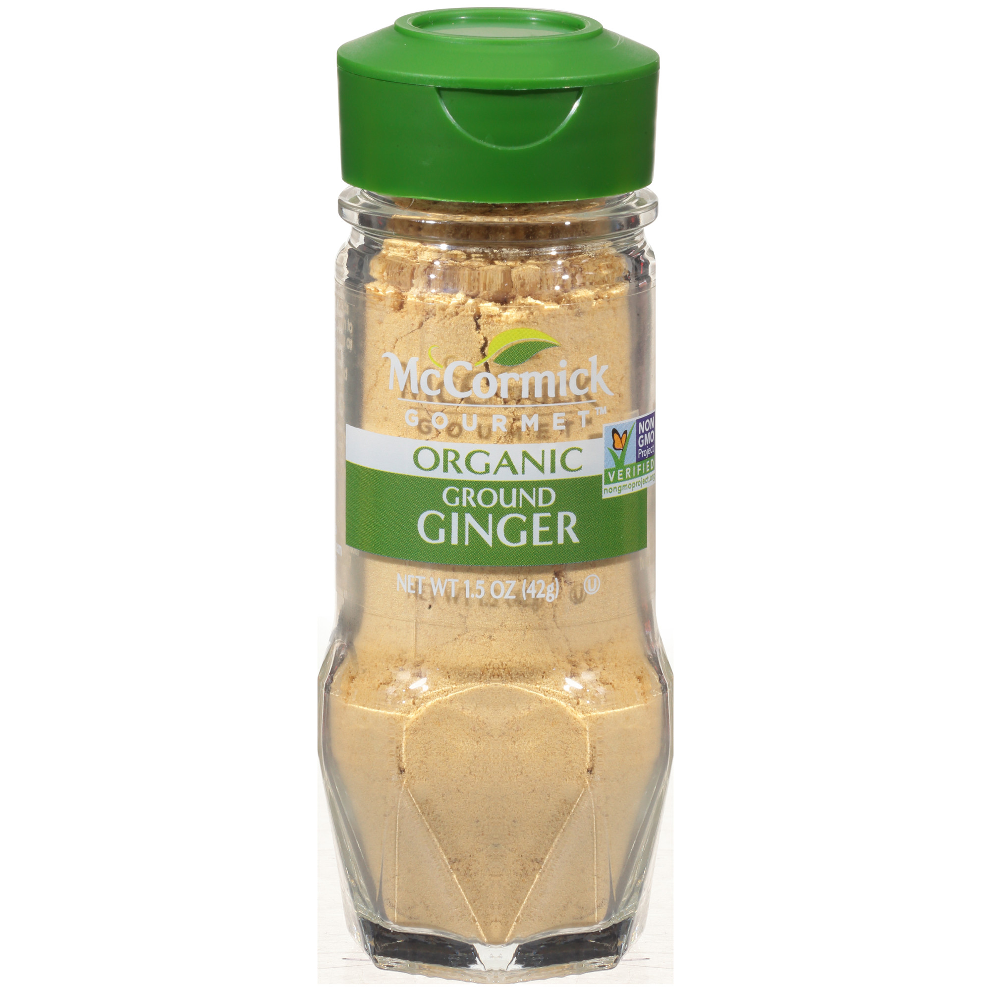 McCormick Gourmet Organic Ground Ginger, 1.5 oz