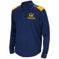 Cal Berkeley Golden Bears Youth Boys 1/4 Zip 99 Yards Pullover