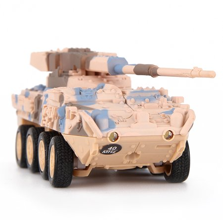 Create Toys 8021 RC Battle Tank Car Remote Control RC Toy for Kids Boys Christmas