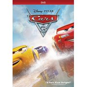 Cars 3 (DVD) by
