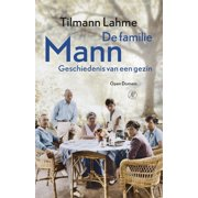 De familie Mann - eBook