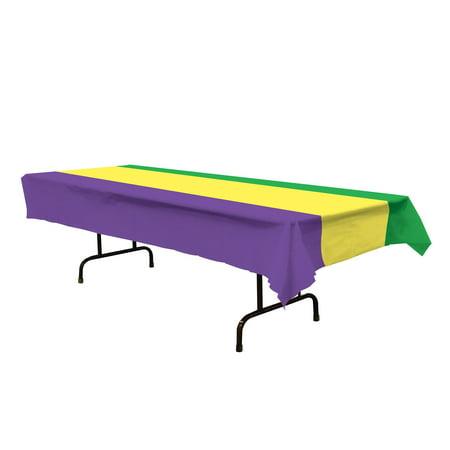 Mardi Gras Tablecover](Mardi Gras Table Runner)