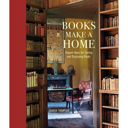 Books Make a Home : Elegant ideas for storing and displaying - Store Display Ideas