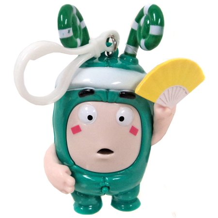 Oddbods Zee Backpack Clip [with Sound]