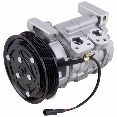 AC Compressor & A/C Clutch For Suzuki Vitara Chevy Tracker 2.0L 1999-2003