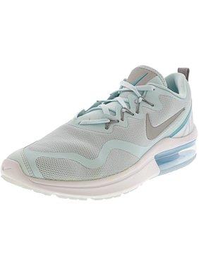 Nike Women's Air Max Fury White / Vast Grey - Pure Platinum Low Top Cross Trainer Shoe 7M