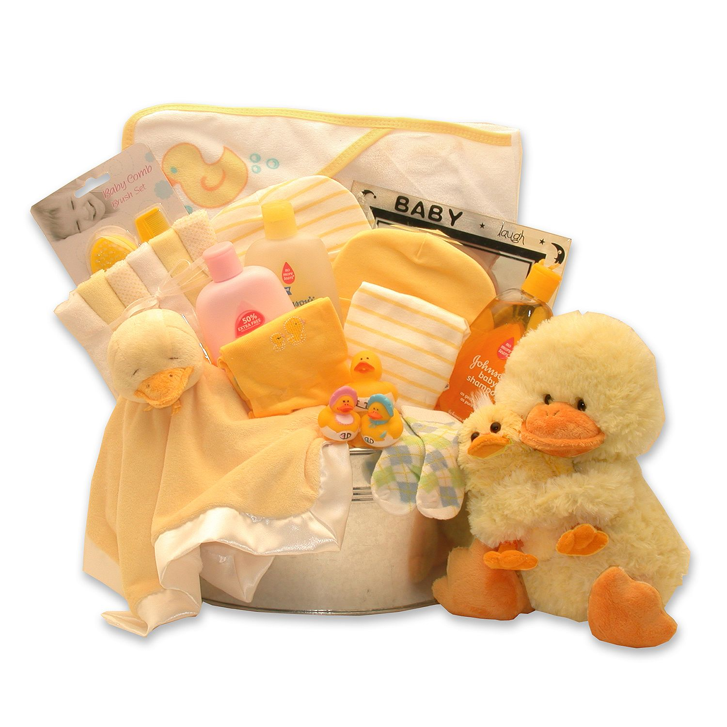 Bath Time Baby Deluxe Gift Tub by Bath Time