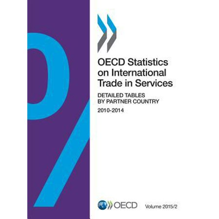 Oecd Statistics On International Trade In Services  Volume 2015 Issue 2  Detailed Tables By Partner Country