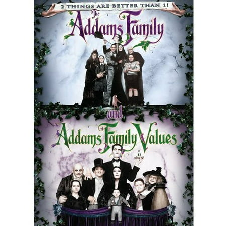 The Addams Family / Addams Family Values (Addams Family Values Halloween)