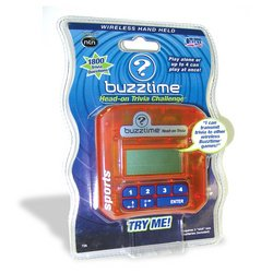 Buzztime Head-On Trivia Challenge Sports 726 NTN Handheld Game - image 1 de 1