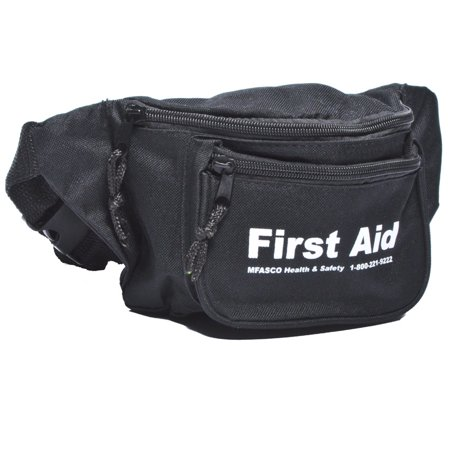 Fanny pack First Aid Kit 100 Pieces by MFASCO