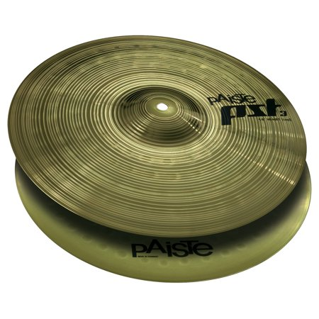 PAISTE 634114 PST 3 SERIES 14 INCH HI-HAT TOP CYMBAL WITH TIGHT CHICK SOUND NEW