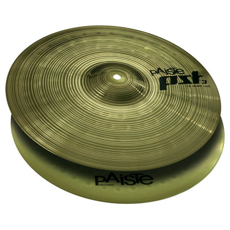 PAISTE 634114 PST 3 SERIES 14 INCH HI-HAT TOP CYMBAL WITH TIGHT CHICK SOUND - Paiste Sets Cymbals