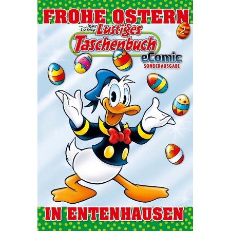 Lustiges Taschenbuch Ostern 02 - eComic Sonderausgabe - eBook - Lustige Halloween