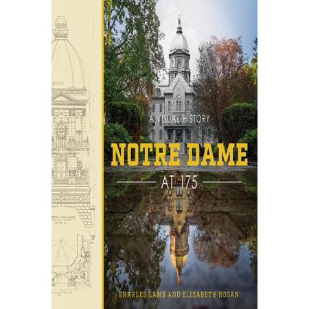 Notre Dame at 175 : A Visual History - Notre Dame Party Supplies