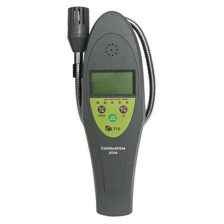 Combustible Gas And Carbon Monoxide Detector  Test Products Intl   775