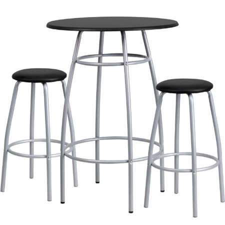 Bar Height Table and Stool Set ()