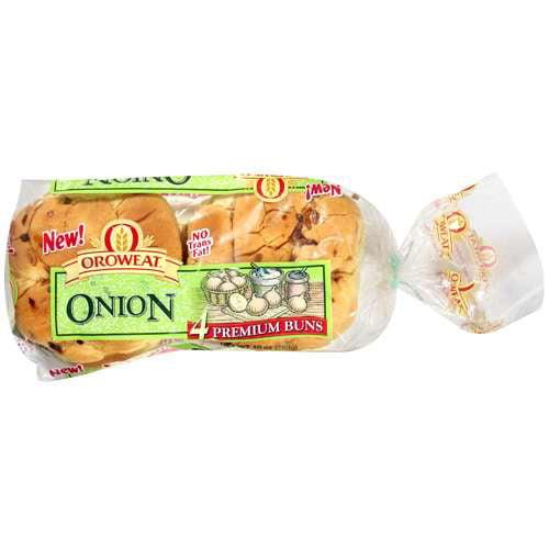 Oroweat Onion Buns, 10 oz