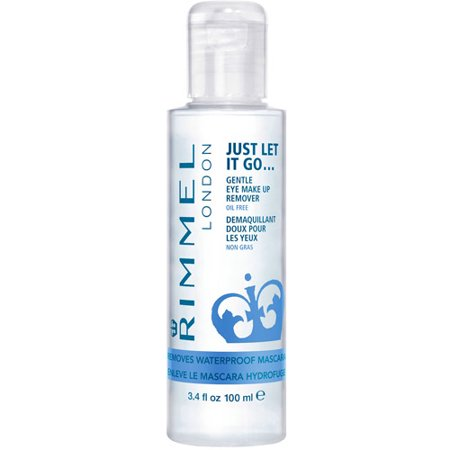 Rimmel Just Let it Go Eye Make Up Remover, N/A