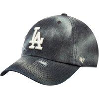Los Angeles Dodgers '47 Loughlin Clean Up Adjustable Hat - Black - OSFA
