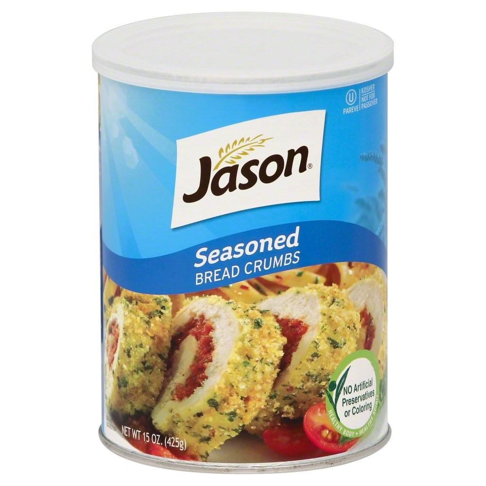 Jason Plain Bread Crumbs, 15.0 OZ