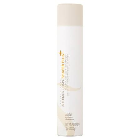 Sebastian Professional Shaper Plus Extra Hold Hairspray, 10.6 Oz